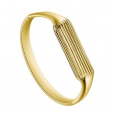 Aresh Fitbit Flex 2 Sport Watch Band, New Fashion Accessory Bracelet Bangle for Fitbit Flex 2 (Gold)